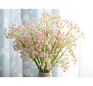 cheap -Artificial Flowers 1 Branch European Style Baby Breath Tabletop Flower