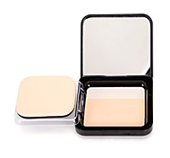 1Pcs Pressed Powder For All Skin Professional Beauty Cosmetics Face Care Concealer Makeup