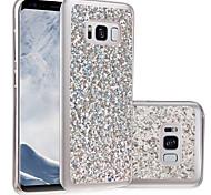 Кейс для Назначение SSamsung Galaxy S8 Plus S8 IMD Своими руками Задняя крышка Сияние и блеск Мягкий TPU для S8 S8 Plus S7 edge S7 S6