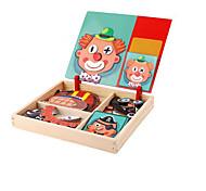 Набор для творчества Обучающая игрушка Пазлы Пазлы и логические игры Игрушки Квадратный Детские 1 Куски