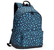 Недорогие -13-дюймовый легкий нейлоновый пу кожа путешествие рюкзак рюкзак школьная сумка ноутбук рюкзак рюкзак для школы, работающей походы