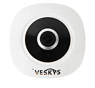 VESKYS® 360 Degree HD VR Full View IP Network Security WiFi Camera