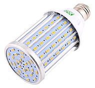 abordables -YWXLIGHT® 1pc 35W 3400-3500 lm E26/E27 Bombillas LED de Mazorca T 108 leds SMD 5730 Decorativa Luz LED Blanco Cálido Blanco Natural AC