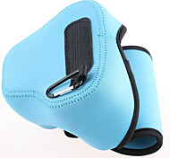 Dengpin Neoprene Soft Camera Protective Case Bag Pouch for Leica V-LUX114 Panasonic FZ1000 (Assorted Colors)