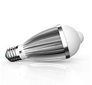 Недорогие -9W 880lm E26 / E27 Умная LED лампа G60 18 Светодиодные бусины SMD 5630 Инфракрасный датчик Управление освещением Датчик человеческого тела