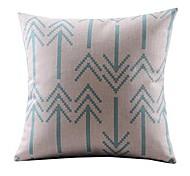 cheap -1 Pcs Fashion Arrows Pattern Pillow Cover Classic Square Pillow Case Sofa Cushion Cover
