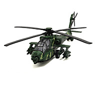 Недорогие -Игрушки Вертолет Игрушки Летательный аппарат Вертолет Металлический сплав Куски Универсальные Подарок