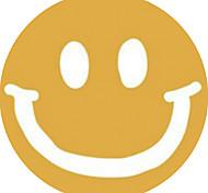 Smiling face pattern Phone Holder Stand Mount Desk Bed Outdoor 360 Rotation Adjustable Stand Plastic for Mobile Phone Tablet