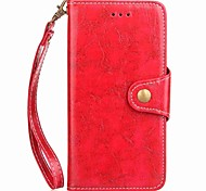 For Xiaomi Redmi Note 4 Note 4X Case Card Holder Wallet with Hand Strap Flip Magnetic Case Solid Color PU Leather for Xiaomi Redmi 4 4x 4 Prime