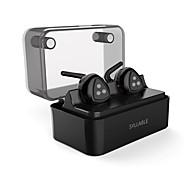 abordables -Mini casque bluetooth stéréo sans fil casque bluetooth casque mains libres mini écouteur intra-auriculaire avec micro