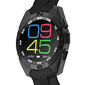 YYG5 Men's Woman SmartWatch/Ultra Thin IPS Screen/Heart Rate/Sleep Monitor/Bluetooth for IOS Android