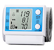 cheap -Fully Automatic Digital Wrist Blood Pressure Monitor with LCD Digital Display