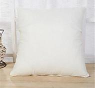 baratos -1 pc 45 * 45cm de cor pura lenço de molas almofada suave decoração de casa