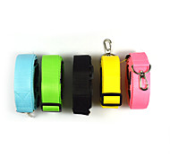 cheap -Cat Dog Portable Solid Nylon Yellow Green Blue Pink Black