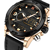 cheap -Men's Digital Digital Watch / Wrist Watch / Military Watch / Sport Watch Calendar / date / day / Creative / Large Dial / Punk / Cool /