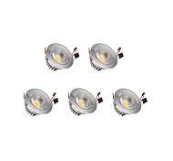 cheap -9W 1 LEDs Dimmable LED Downlights Warm White / Cold White 85-265V Garage / Carport / Storage Room / Utility Room / Hallway / Stairwell