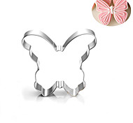 Butterfly Cookies Cutter Stainless Steel Biscuit Cake Mold Metal Kitchen Fondant Baking Tools