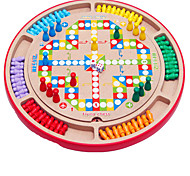 Chess Game Toys Halma Gobang Toys Circular Plastic Pieces Not Specified Kids Gift
