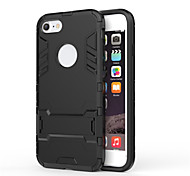 Full Range Armor 2 - In - One - Bracket TPU Shield Protective Sleeve for iPhone Series