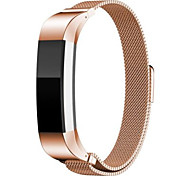 Milanese Strap for Fitbit Alta Smart Watch - ROSE GOLD