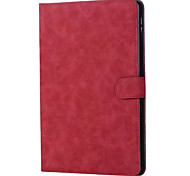 cheap -For Apple iPad 9.7 inch 2017 Case Cover Genuine Leather Tablets Folding Magnet Flip Cover For iPad Air 1 2 iPad 4 mini3 mini4