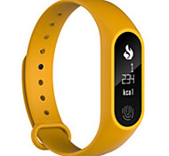 M2PIUS Smart SPORTS BRACELET Caller Information Reminder Step By Step Waterproof Heart Rate Monitoring Bluetooth Bracelet