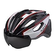 FJQXZ Unisexe Vélo Casque Certification Cyclisme 17 Aération Matériau étanche 1680D Cyclisme en Montagne Cyclisme sur Route Cyclotourisme