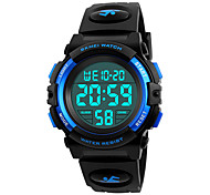 cheap -SKMEI Digital Digital Watch Wrist Watch Military Watch Sport Watch Japanese Alarm Calendar / date / day Chronograph Water Resistant /