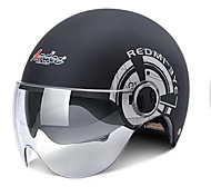 Half Helmet Form Fit Compact Breathable Half Shell Best Quality Sports ABS Motorcycle Helmets