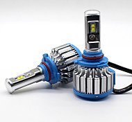cheap -SO.K 9005 Car Light Bulbs 35W High Performance LED 7000lm Headlamp