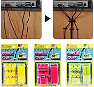 baratos -organizadores de desktop em linha de patins de plástico