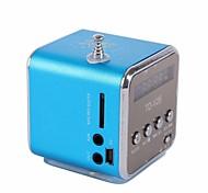 cheap -Portable Micro USB Mini Stereo Super Bass Speaker Music MP3 MP4 FM Radio TDV26