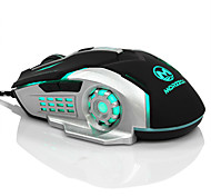 MORZZOR MZ-17 3200DPI 6Keys USB Game Mouse With 150CM Cable