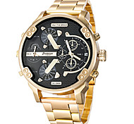 Men's Sport Watch Military Watch Dress Watch Fashion Watch Wrist watch Bracelet Watch Casual Watch Chinese Quartz Calendar / date / day