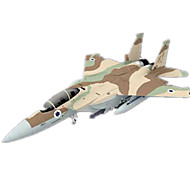 cheap -3D Puzzles Paper Model Paper Craft Model Building Kit Plane / Aircraft Fighter Eagle 3D Simulation DIY Classic Unisex Gift
