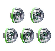 5pcs USB Lights LED Night Light Night Light-3W-USB Sensor - Sensor  5v