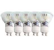 Недорогие -3W GU5.3 Точечное LED освещение MR16 15 светодиоды SMD 2835 Управление освещением Тёплый белый 230lm 2900K AC 85-265V