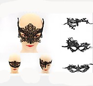 Недорогие -1шт горячая продажа черная сексуальная маска для глаз маски для маски для маскарадного костюма или костюмы для Хэллоуина