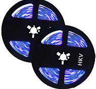Недорогие -80 Вт Гибкие светодиодные ленты 7650-7750 lm DC12 V 10 м 300 светодиоды красный синий зеленый