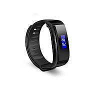 Смарт-браслет Израсходовано калорий Педометры Сенсорный экран Хендс-фри звонки Датчик для отслеживания активности Bluetooth 4.0Нет Слот