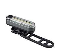 USB LED подсветка Задняя подсветка на велосипед огни безопасности Велоспорт Мини Светодиодная лампа Люмен Велосипедный спорт