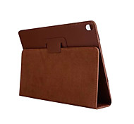 cheap -For IPad pro 10.5 Case Cover Flip Full Body Case Solid Color Hard PU Leather IPad (2017) IPad Pro 9.7  IPad Air 2 IPad Air IPad 2 3 4