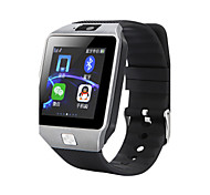 Men's Fashion Watch Wrist watch Smart Watch Digital Rubber Band Black