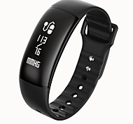 Smart Bracelet iOS Android IP67 Water Resistant / Water Proof Calories Burned Pedometers Exercise Record Sports Heart Rate Monitor Touch