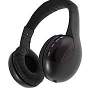 baratos -Mh2001 headband fones de ouvido sem fio híbrido plástico pro fone de ouvido de áudio fone de ouvido isolante de ruído