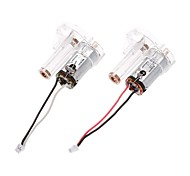 1 Pair Driving Motor CW / CCW for FQ777 FQ02W FPV Drone Quadcopter Motors RC Quad Dron Parts