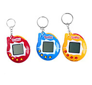 Handheld eletrônica pet machine miniature toy pet game