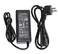 cheap -1pcs 12V 5A AC-DC Power Adapter for Led Strip 5050/3528/5630/3014 Power Supply US/UK/EU/AU Standard Plug