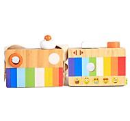 Недорогие -Калейдоскоп Строительные инструменты Обучающая игрушка Игрушки Форма камеры Игрушки Мальчики Девочки 1 Куски