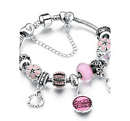 Women's Strand Bracelet Basic Geometric Fashion Bohemian Adorable Personalized Handmade Luxury Statement Jewelry Simple Style Classic